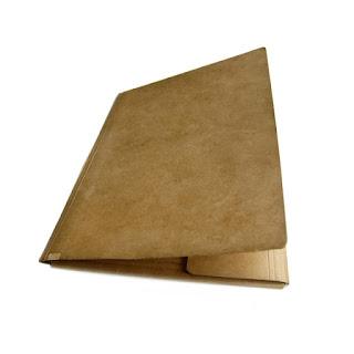 Teczki papierowe - jak je projektować?