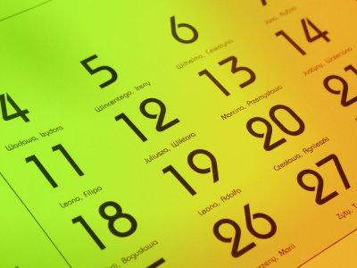 Szał kalendarzowy? Ty też dałeś się wciągnąć?
