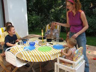 Rodzinna spontaniczność